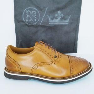 Peter Millar G/FORE Brogue Gallivanter Golf Shoes